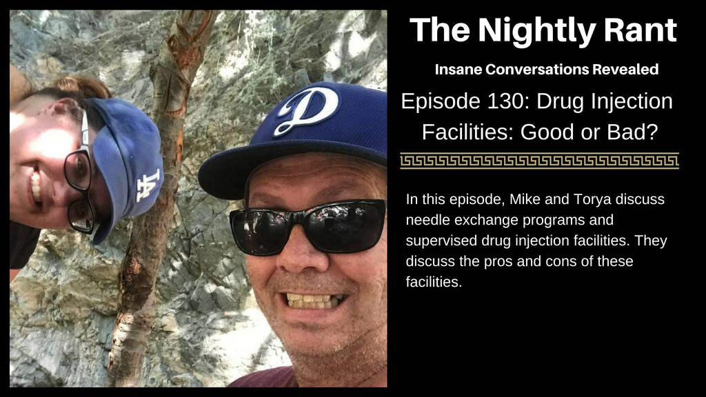 Drug Injection Facilities