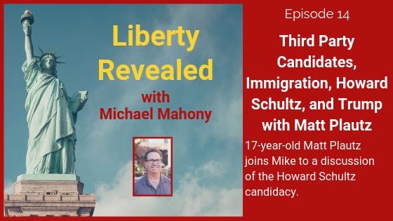 Matt Plautz - Liberty Revealed 14