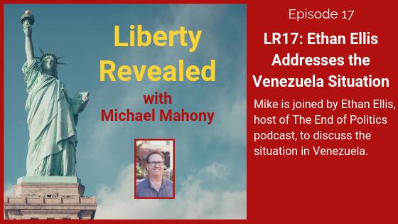 Ethan Ellis Addresses the Venezuela Situation